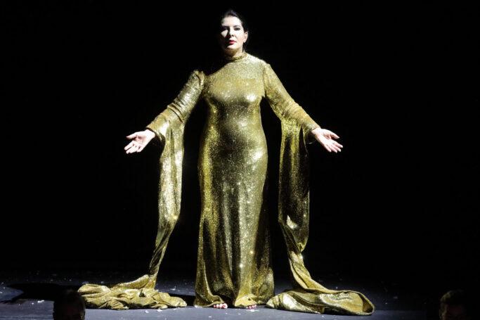 7 Deaths of Maria Callas: Marina Abramović