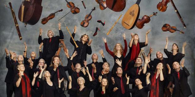 Bei ihnen hängt der Himmel voller Geigen: Für das Eröffnungskonzert in Gotha konnte die Akademie für Alte Musik Berlin gewonnen werden.