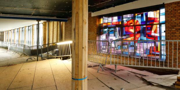 Die Beethovenhalle wird vermutlich erst 2022 fertig