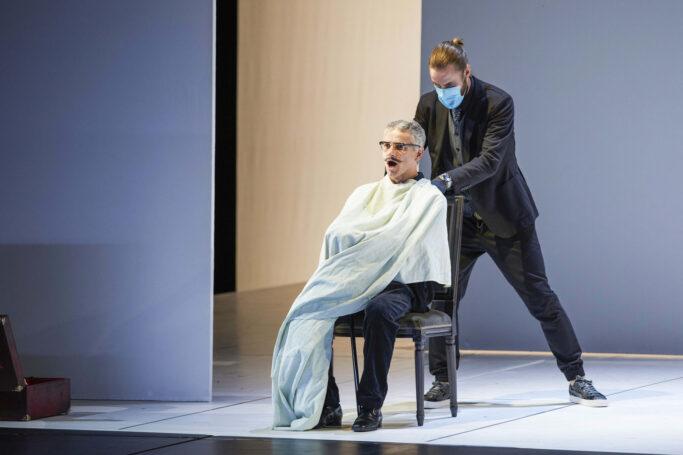 """Läuft ebenfalls unter der Marke """"Semper Essenz"""": """"Il barbiere di Siviglia"""" in Dresden."""