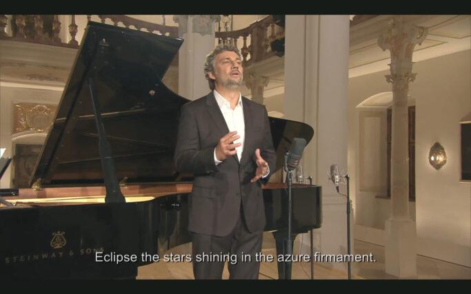 """Jonas Kaufmann live aus dem Kloster Polling im ersten Konzert von """"Met Stars Live in Concert"""" am 18. Juli 2020"""