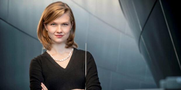 "Erhält den OPUS KLASSIK in der Kategorie ""Dirigentin des Jahres"": Mirga Gražinytė-Tyla"