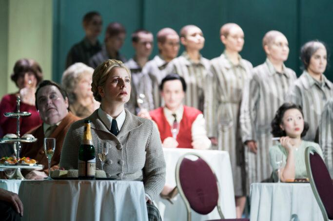 Dshamilja Kaiser (Lisa), Ensemble und Chor der Oper Graz