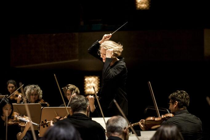 Joana Mallwitz und die Staatsphilharmonie Nürnberg