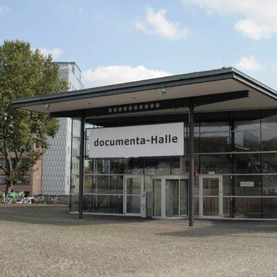 documenta Halle Kassel Aussenansicht