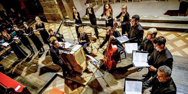 Lädt ein zu einer musikalischen Reise nach Italien: das Ensemble 1684 aus Leipzig