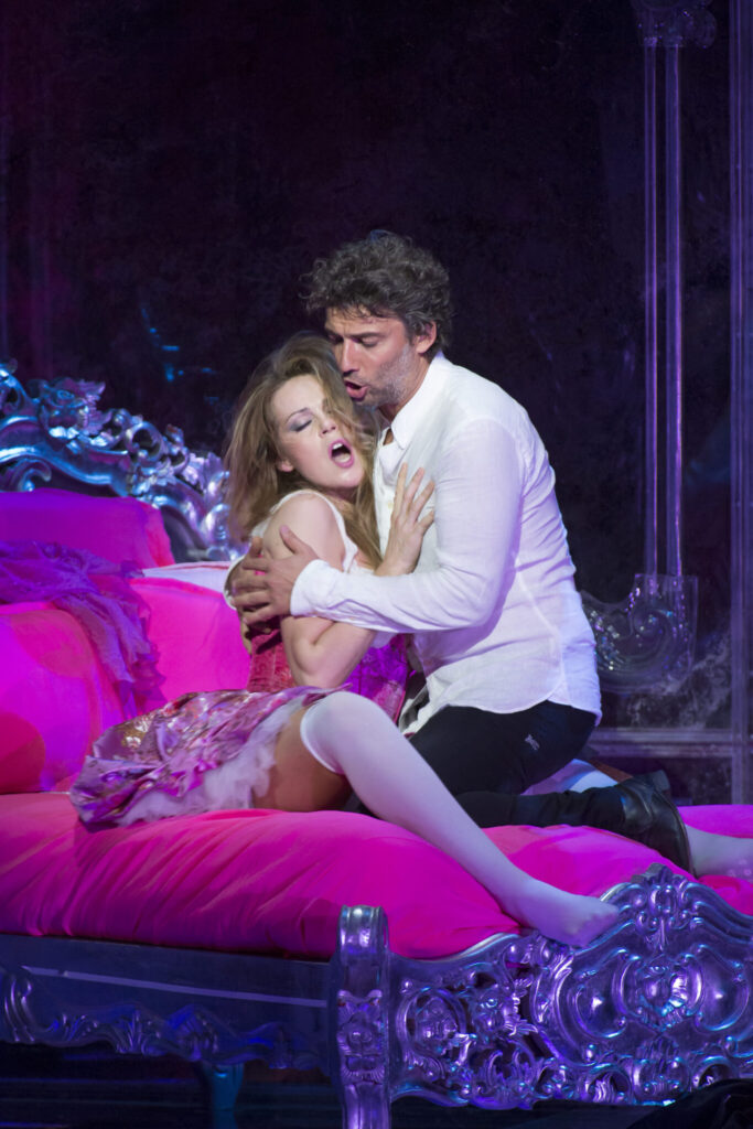 "Szenenbild aus ""Manon Lescaut"" am Royal Opera House"