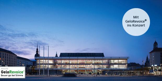 Mit GeloRevoice© und concerti in Konzert nach Dresden