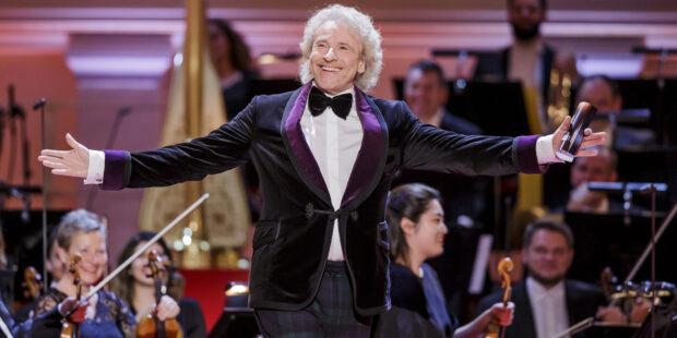 Moderiert auch die diesjährige OPUS Klassik-Gala im Konzerthaus Berlin: Thomas Gottschalk