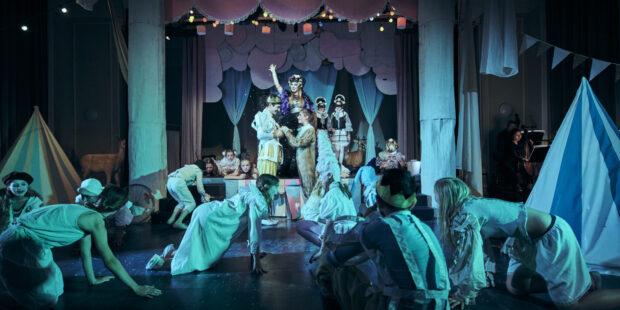 """Das Kinderopernhaus Unter den Linden inszeniert """"Die Liebe zu den drei Orangen"""""""
