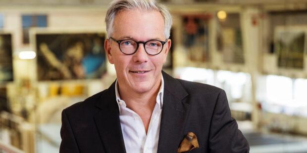 Marc-Oliver Hendriks, Geschäftsführender Intendant der Württembergischen Staatstheater in Stuttgart