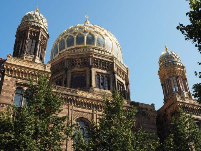 Neue Synagoge Berlin - Centrum Judaicum