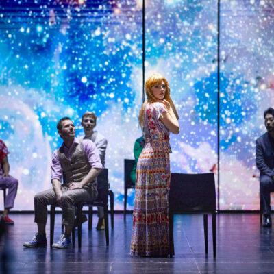 """Monteverdis """"L'Orfeo"""" am Staatstheater Nürnberg"""