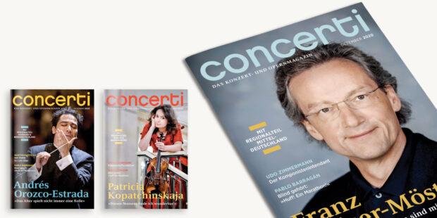 concerti Cover Dezember 2020