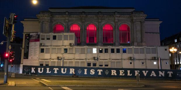 """Nimmt am """"Aktionstag der Theater und Orchester"""" teil: Staatstheater Augsburg"""