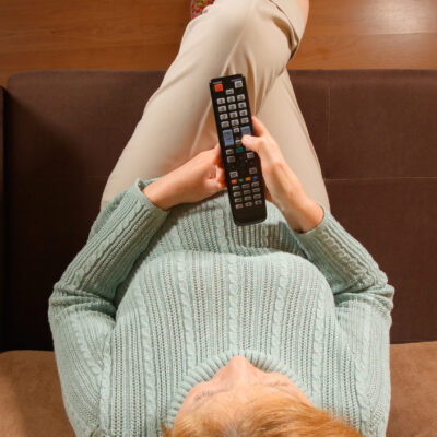 Auch auf dem heimischen Sofa lässt sich Klassik genießen.