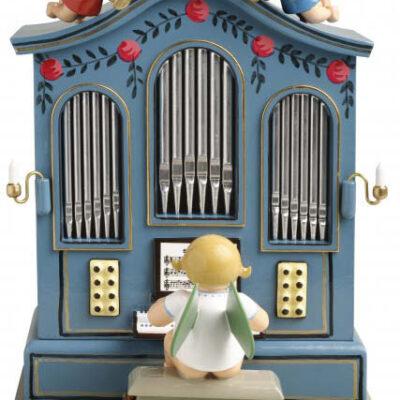Orgel mit 36-stimmigem Spielwerk von Wendt & Kühn