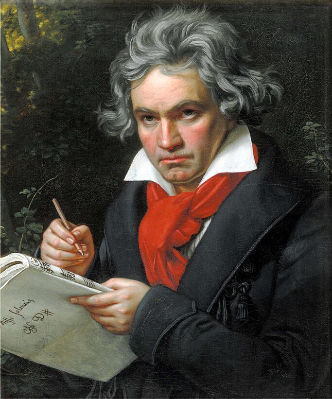 Von der Muse geküsst, vom Mammon getriezt: Ludwig van Beethoven