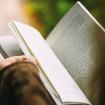 Wenn es nach Weihnachten wieder ruhiger wird, ist ein gutes Buch genau das Richtige