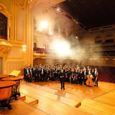 Symphoniker Hamburg mit Sylvain Cambreling