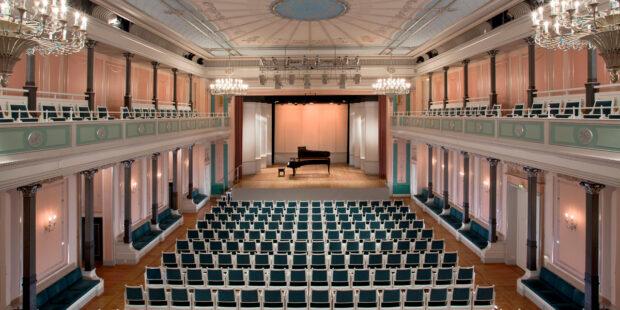 Seit Monaten leer: Die Säle der Konzert- und Opernhäuser