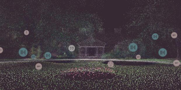 Penderecki's Garden