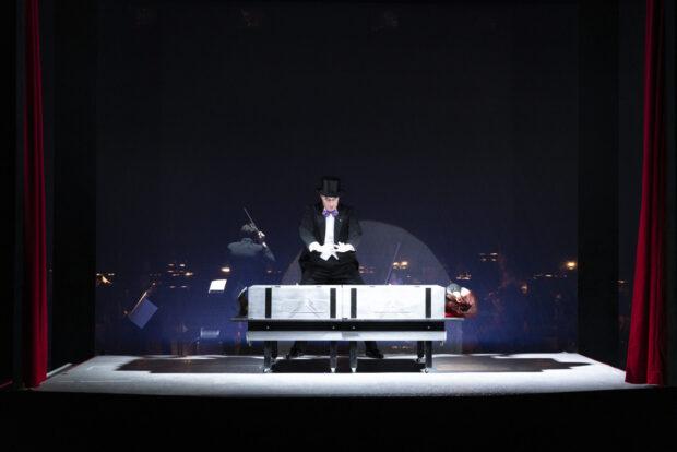"""Faust et Hélène"" – Julian Orlishausen, Lena Sutor-Wernich"
