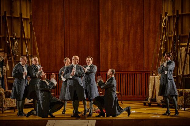 Herren des Sächsischen Staatsopernchores