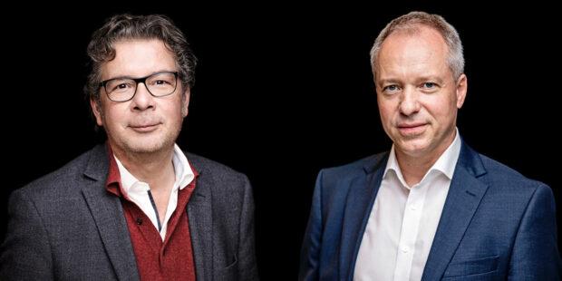 Daniel Karasek und Roland-Schneider
