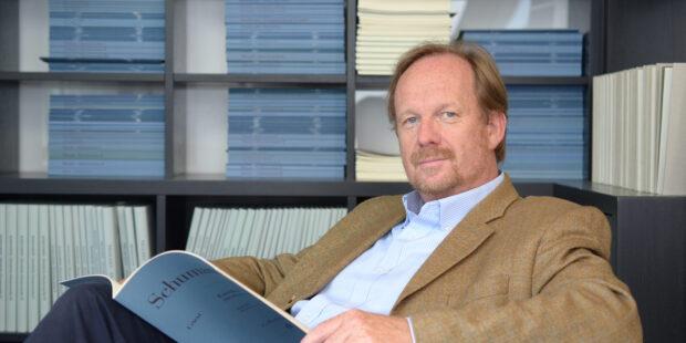 Dr. Wolf-Dieter Seiffert, Geschäftsführer vom G. Henle Verlag