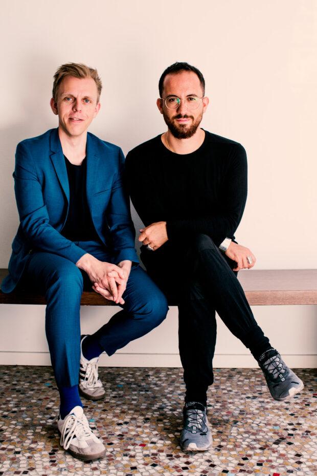 Florian Zinnecker und Igor Levit