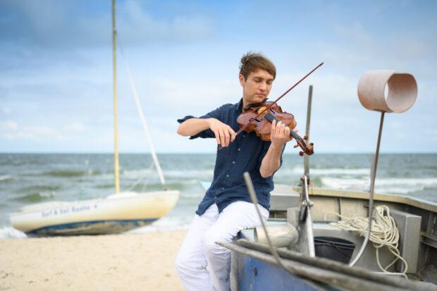 """""""Ich finde, dass ich auf meinem Instrument nun langsam gut werde"""""""
