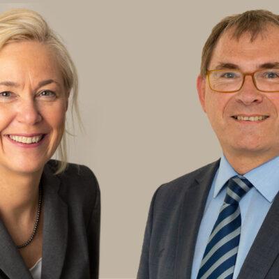 Mechthild Greten und Jean-Pierre Schneider