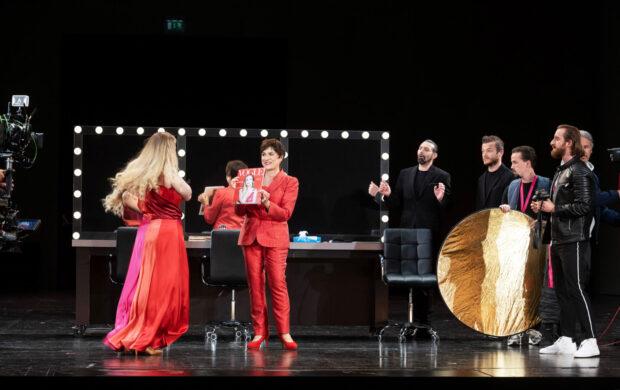 Mélissa Petit (Bellezza), Cecilia Bartoli (Piacere), Ensemble