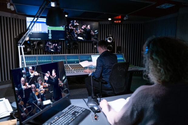 Manche Orchester konnten während der Pandemie gar nicht spielen. Andere haben für Live-Streams regelmäßig Konzerte gegeben, wie die Berliner Philharmoniker