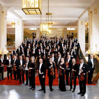 Spielen Beethovens Neunte live und open air: Die Wiener Symphoniker