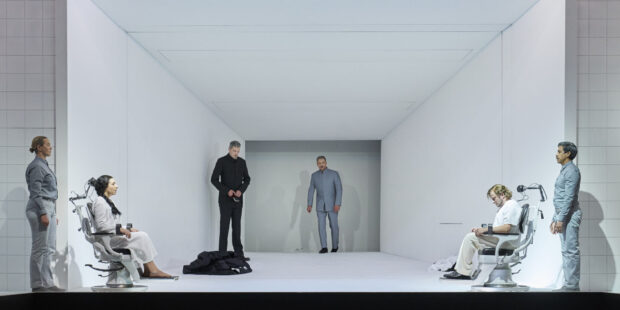 """Szenenbild aus """"Tristan Experiment"""""""