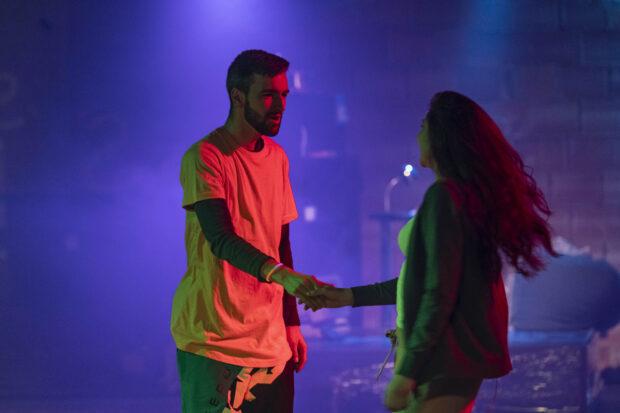 Marlen Bieber (Hannah), Felix Rohleder (Paul)