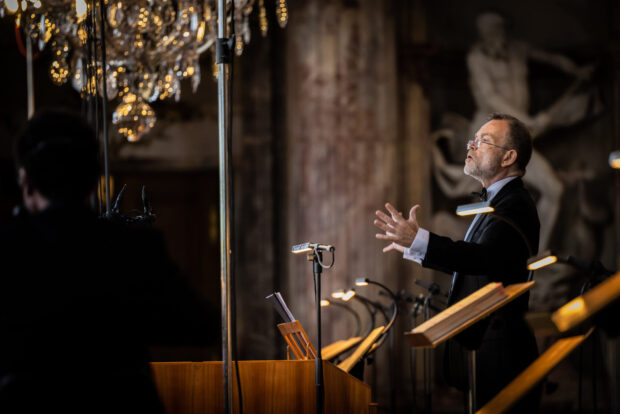"Mozartfest Würzburg ""Idomeneo"": Christophe Rousset"