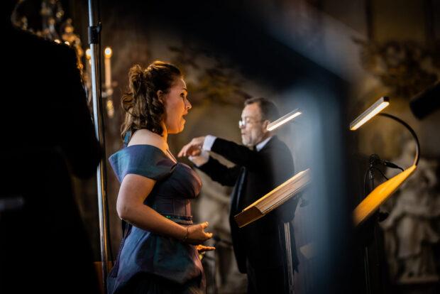 "Mozartfest Würzburg ""Idomeneo"": Judith van Wanroij"