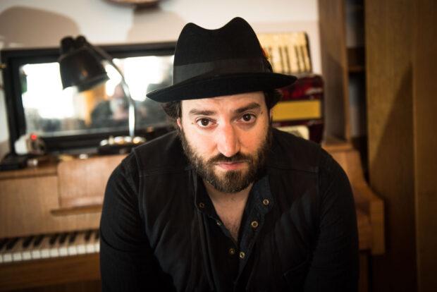 Entdeckte mit zwanzig Jahren den Klezmer für sich: der amerikanische Singer-Songwriter Daniel Kahn