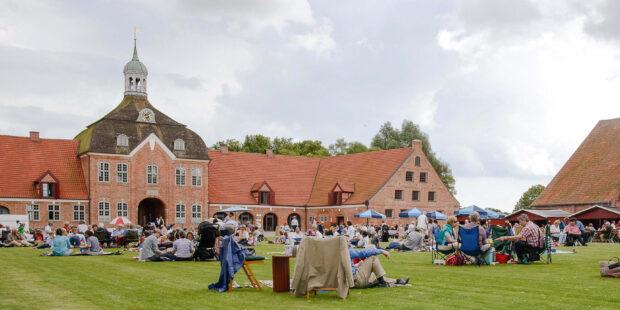 Im Juli soll man es sich hier beim Musikfest Hasselburg wieder gemütlich machen können.