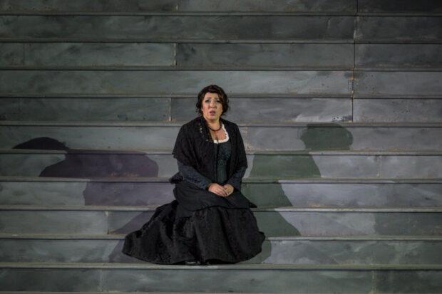 """Verkörpert Santuzza aus """"Cavalleria rusticana"""" und Nedda aus """"I Pagliacci"""" am selben Abend: Maria José Siri"""