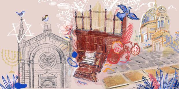 Stätten jüdischer Musik- und Kulturgeschichte in Deutschland