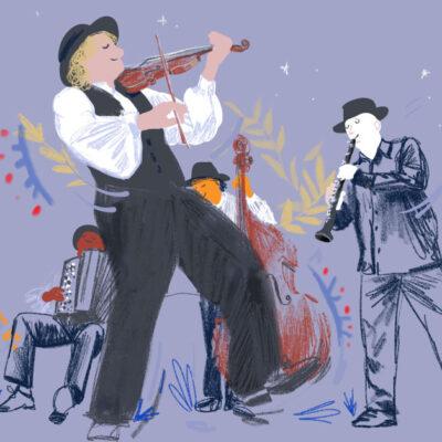 Schmelztiegel der musikalischen Stile