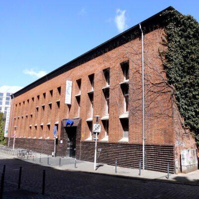Das Kieler Kulturzentrum Pumpe wird zur Festivalspielstätte