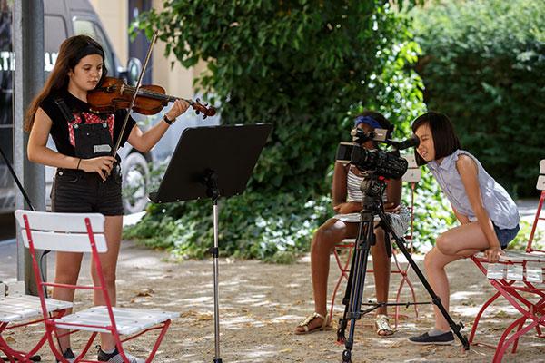 Bietet jungen Talenten eine Bühne: Das Young Euro Classic