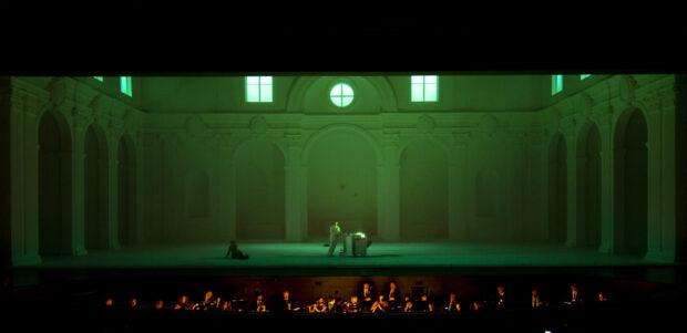 """Szenebild aus """"Don Giovanni"""""""