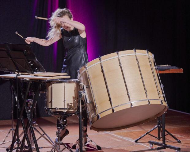 Marianna Bednarska auf dem Davos Festival 2021