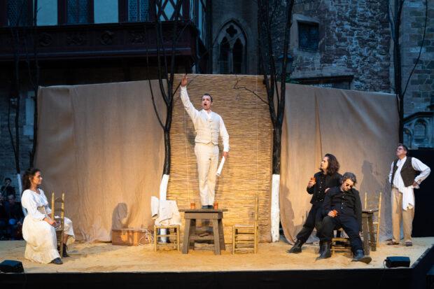 Wernigeröder Schlossfestspiele: La Tragédie de Carmen